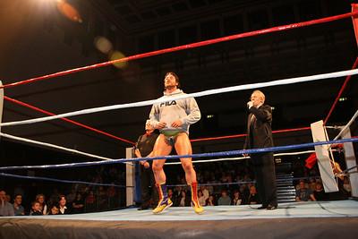 All Star Wrestling Southampton - April 08
