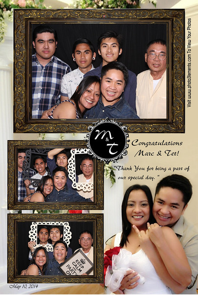 Marc & Tet's Wedding Reception