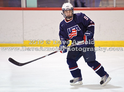 1/30/2010 - USHL - U18 vs Waterloo Blackhawks
