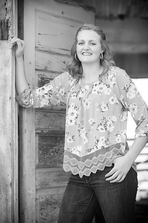 Allie Parke Senior 2018