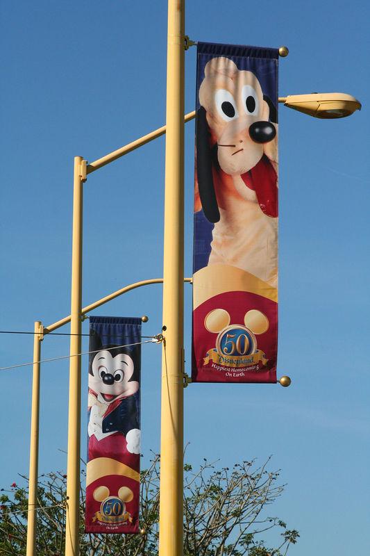 Disneyland Park Anaheim - Dec 2005