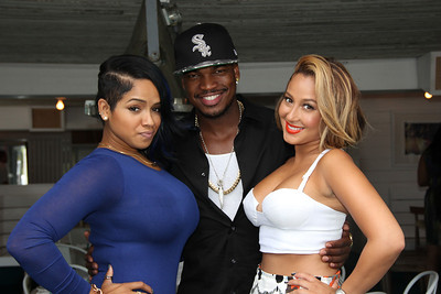 Ne Yo's Farewell Brunch