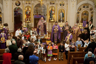 Lent and Pascha 2009