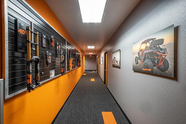 Bay Photo Lab Fox Interior Installation Shots