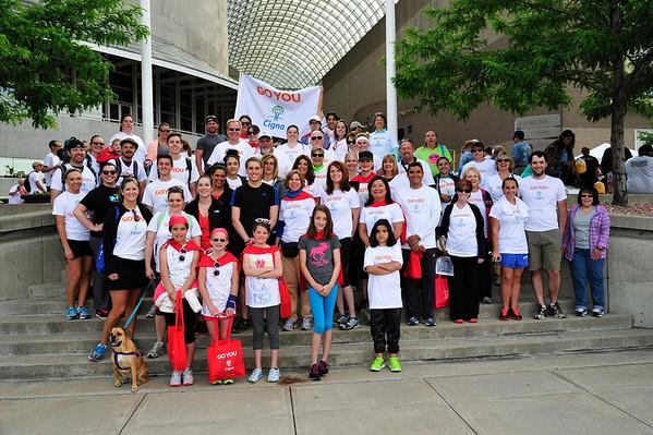 AHA Denver Heart & Stroke Walk 2014