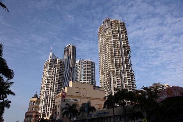 Surfers Paradise October 9th 2012