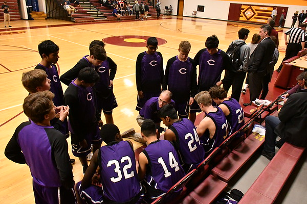 Chantilly vs. Oakton 1/26/18