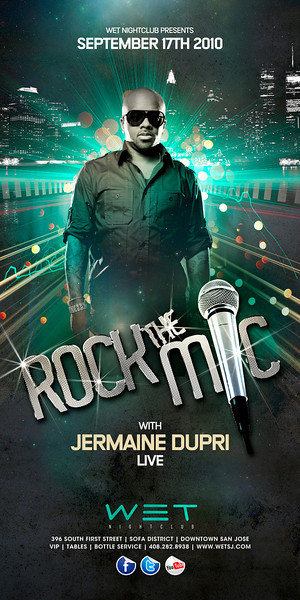 9/17 [Rock the Mic with Jermaine Dupri]