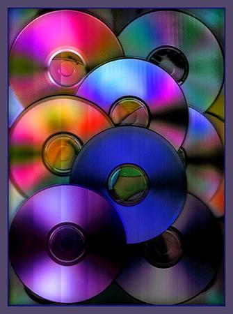 Cd-rom disk