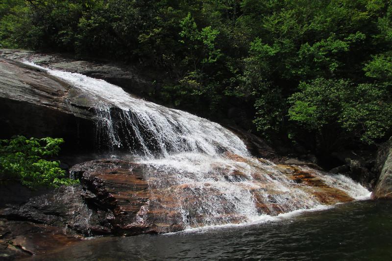 Second Falls, Graveyard Fields (4,920')
