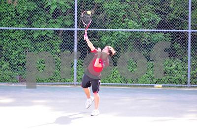 2012-04-17 BHS Tennis VS South Meck