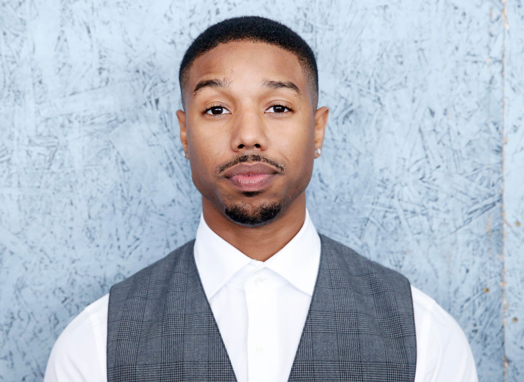 . Michael B. Jordan portrait session at the at the 66th international film festival, in Cannes, southern France, Thursday, May 16, 2013. (Photo by Todd Williamson/Invision/AP)