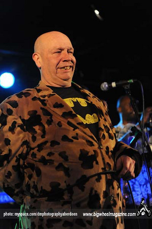 Bad Manners - Max Splodge - at The Warehouse - Aberdeen, UK - December 29, 2009