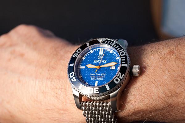 DeepBlue Ocean Diver 500