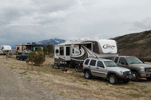 Heart Of The Rockies RV Park