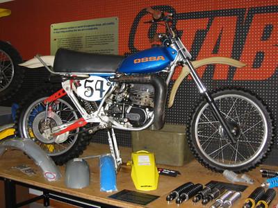 Barber Museum AMA museum Ohio 2005