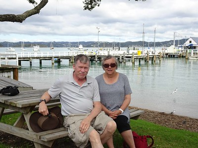 2016-04 Bay of Islands & Auckland, New Zealand