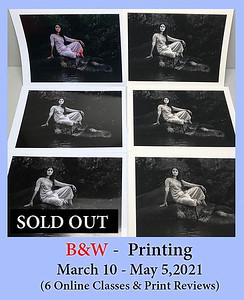 Black & White Printing