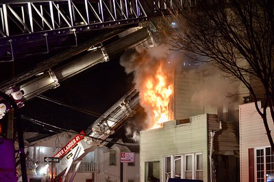 Bronx *2nd Alarm* Box 2859, Olmstead Ave
