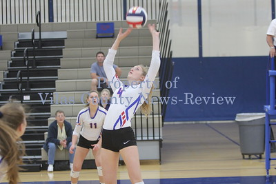 Northland Pines Volleyball vs. Kingsford Flivvers