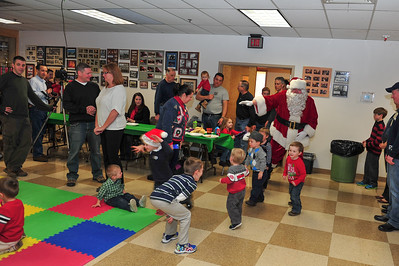 SFC Kids Christmas Party
