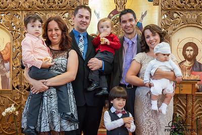 Christening - Matthew Fasuescu (18th October 2014)