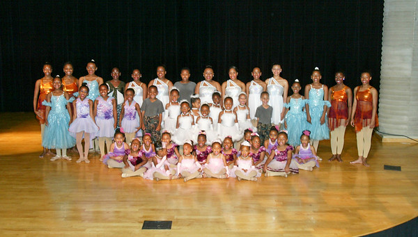Inner City Dance Scope Recital 6.7.2013