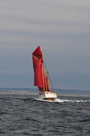 Westvind - Skutrace 2010