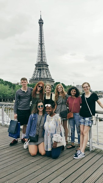 France/Germany Exchange Trip