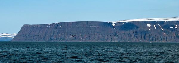 Siglingin í Hornvík