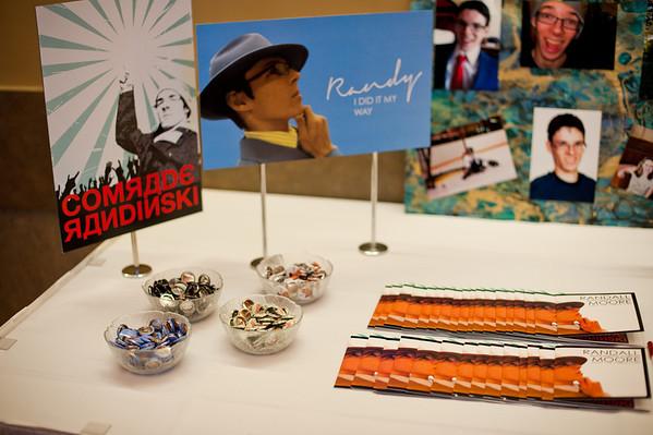 Randall Life Celebration | Ceremony & Reception