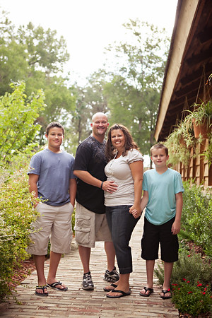 Kinsey Family Portraits | August 2011
