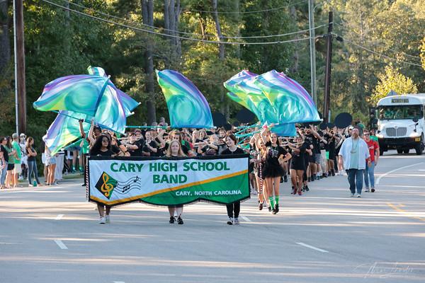 2021-10-15 Homecoming Parade