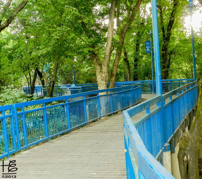 Curves in TN River Walk