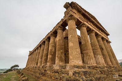 11 Agrigento - Valle dei Templi & Scala dei Turchi