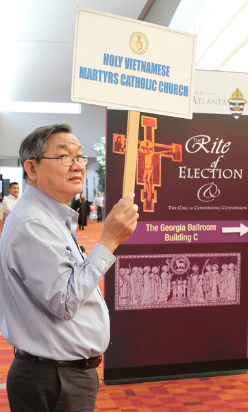2017 Rite of Election