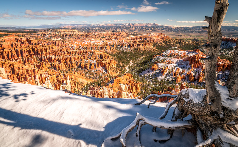 Bryce Canyon National Park Autumn Colors & Winter Snow Fine Art Photography 45EPIC Dr. Elliot McGucken Fine Art Landscape and Nature Photography!
