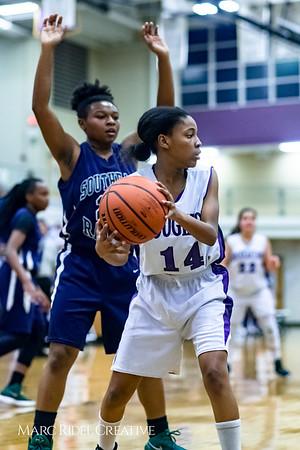 Broughton vs Southeast Raleigh | Girls JV