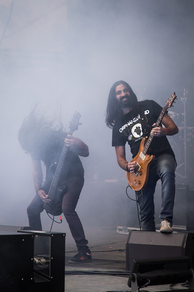 Orphaned Land, 20 wahre Jahre 2015