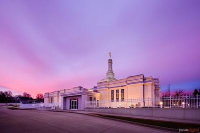 Bismark North Dakota LDS Temple