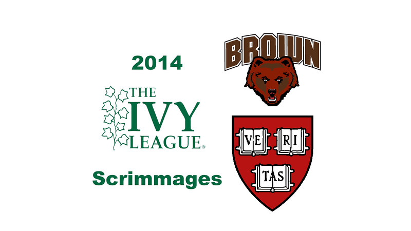 2014 Ivy League Scrimmages