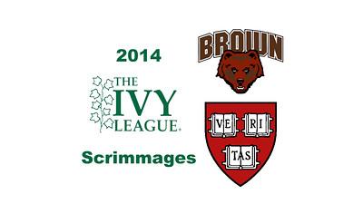 2014 Ivy League Scrimmages Videos