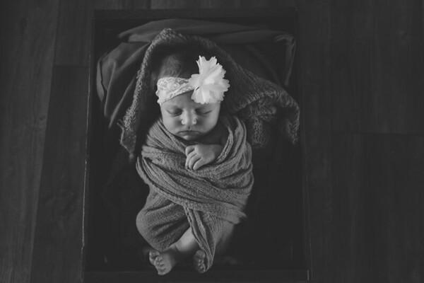 Megan newborn