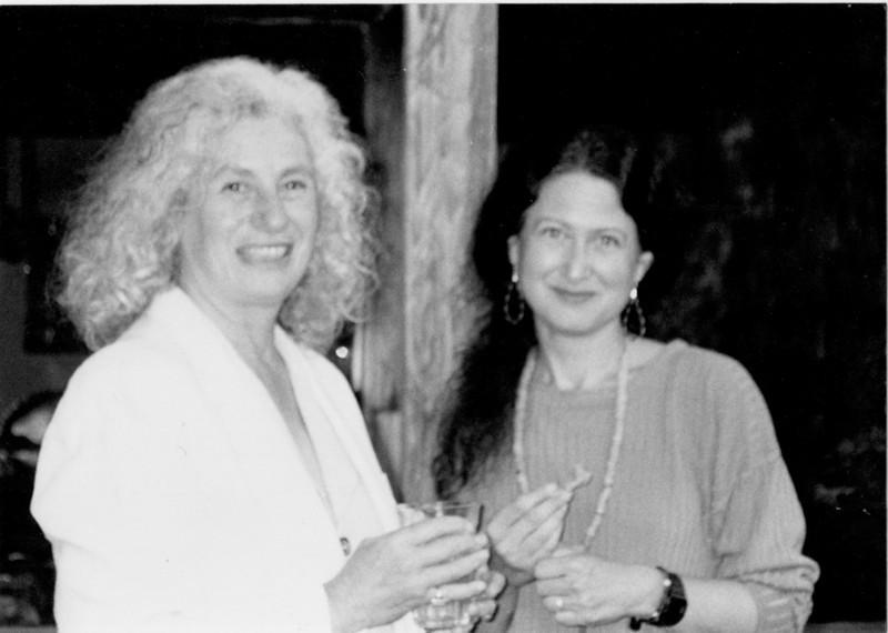 Annick Smith, Jane Hirschfield.