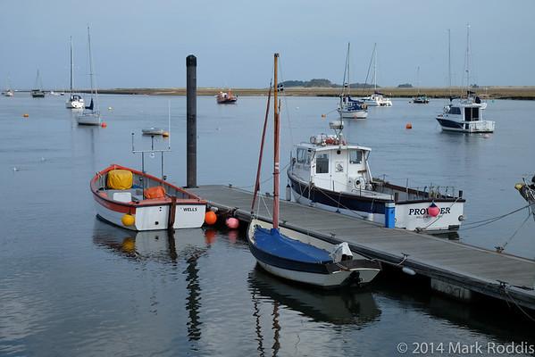 Wells Next The Sea - September 2014