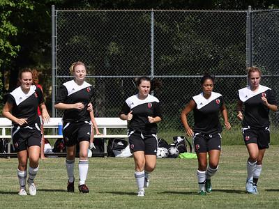 Bulls U17 Women 2008