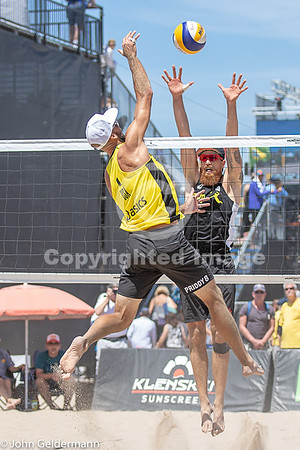 FIVB Huntington Beach Open, 4 May 2018