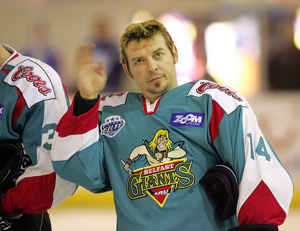 Blaze v Belfast Giants - 09/03/2006