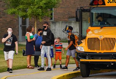 Logansport, Pioneer students start 2021-22 school year (8/11/2021)