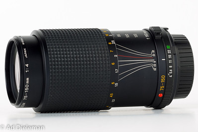 MD Zoom 75-150mm 1:4